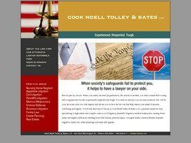 Cook Noell Tolley & Bates LLP (Gainesville, Georgia)