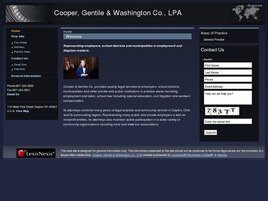 Cooper, Gentile & Washington Co., LPA (Dayton, Ohio)