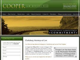 Cooper Law Offices, PLLC (Clarksburg, West Virginia)
