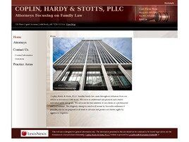 Coplin, Hardy & Stotts, PLLC (Little Rock, Arkansas)