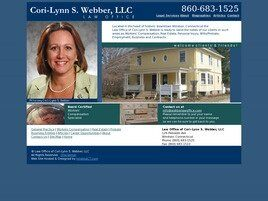 Law Office of Cori-Lynn S. Webber, LLC (Hartford Co., Connecticut)