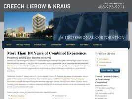 Creech Liebow & Kraus (San Jose, California)