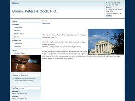 Cronin, Peters & Cook, P.C. (Chicago, Illinois)