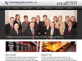 Crowder & Scoggins, Ltd. (Columbia, Illinois)