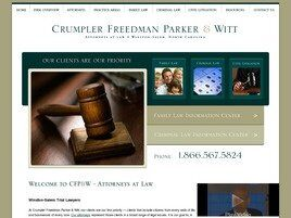 Crumpler, Freedman, Parker & Witt (Greensboro, North Carolina)
