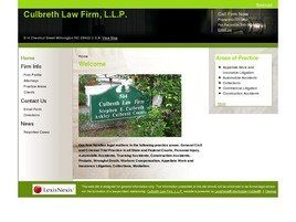 Culbreth Law Firm, L.L.P. (Wilmington, North Carolina)