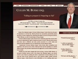 Cullen M. Burke, Esq. (Ocean City, Maryland)