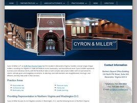 Cyron & Miller LLP (Fairfax Co., Virginia)