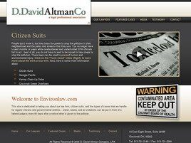 D. David Altman Co. A Legal Professional Association (Cincinnati, Ohio)
