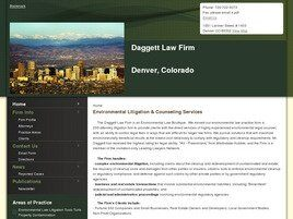 Daggett Law Firm (Denver, Colorado)
