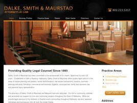 Dalke, Smith & Maurstad Attorneys at Law (Beatrice, Nebraska)