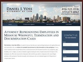 Daniel J. Voss Attorney at Law (Columbia, Missouri)