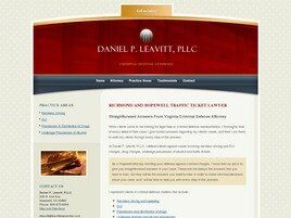 Daniel P. Leavitt, PLLC (Petersburg, Virginia)