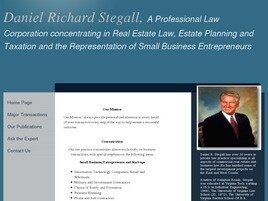 Daniel Richard Stegall A Professional Law Corporation (Chesapeake, Virginia)
