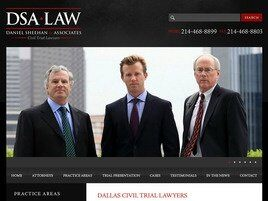 Daniel Sheehan & Associates, LLP (Dallas, Texas)