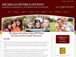 Danielle A. Smith PLLC Michigan Divorce Options (Oakland Co., Michigan)