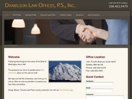 Danielson Law Offices, P.S., Inc. (Everett, Washington)
