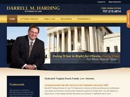 Darrell M. Harding Attorney At Law, PLC (Norfolk, Virginia)