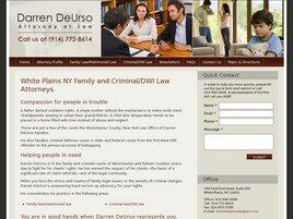Darren DeUrso, Attorney at Law (White Plains, New York)