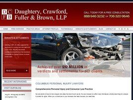 Daughtery, Crawford & Brown, LLP (Columbus, Georgia)