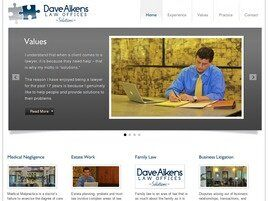 Dave Aikens Law Offices (Luzerne Co., Pennsylvania)
