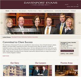 Davenport, Evans, Hurwitz & Smith, LLP (Sioux Falls, South Dakota)