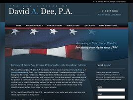 David A. Dee, P.A. (Tampa, Florida)