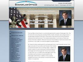 Shaver Law Offices (Delaware Co., Ohio)