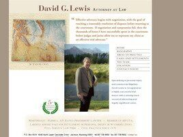 David G. Lewis Attorney at Law (Cheyenne, Wyoming)