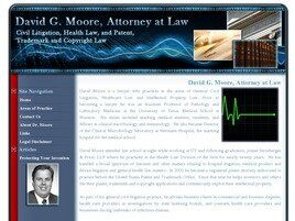David G. Moore, PLLC (Fort Worth, Texas)