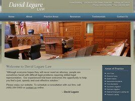 David Legare Law (Great Falls, Montana)