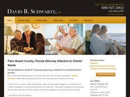 David R. Schwartz, P.A. (Palm Beach Co., Florida)