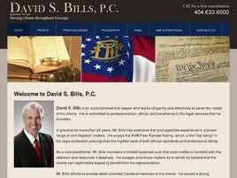 David S. Bills, P.C. (Atlanta, Georgia)