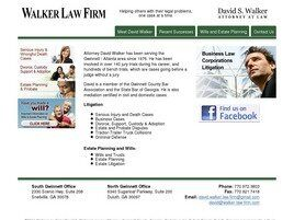 Walker Law Firm (Snellville, Georgia)