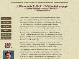 David Waldrop (Memphis, Tennessee)