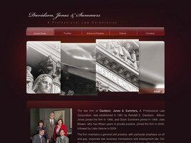 Davidson, Jones & Summers A Professional Law Corporation (Shreveport, Louisiana)