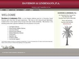 Davidson & Lindemann, P.A. (Columbia, South Carolina)
