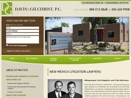 Davis, Gilchrist & Lee, P.C. (Albuquerque, New Mexico)