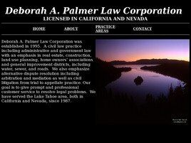 Deborah A. Palmer Law Corporation (Carson City, Nevada)