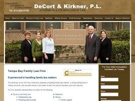 DeCort & Kirkner, P.L. (Hillsborough Co., Florida)