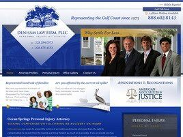 Denham Law Firm, PLLC (Wiggins, Mississippi)