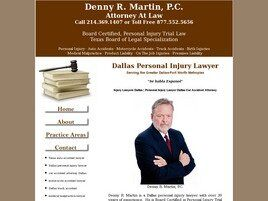Denny R. Martin, P.C. (Dallas, Texas)