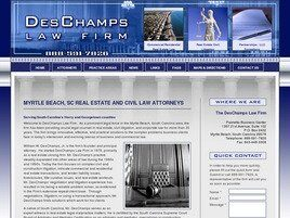 DesChamps Law Firm (Conway, South Carolina)
