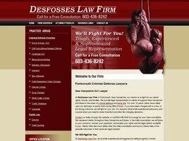 Desfosses Law Firm (Portsmouth, New Hampshire)