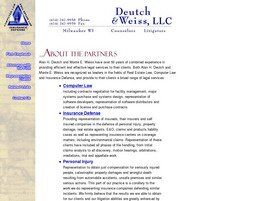 Deutch Law Offices, S.C. (Brookfield, Wisconsin)