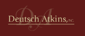 Deutsch Atkins, P.C. (Morris Co., New Jersey)