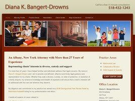 Diana K. Bangert-Drowns (Albany, New York)