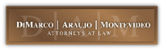 DiMarco | Araujo | Montevideo Attorneys At Law (San Bernardino, California)
