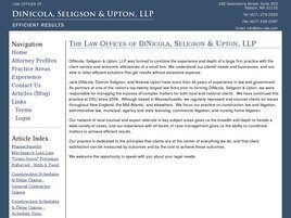 DiNicola, Seligson & Upton, LLP (Middlesex Co., Massachusetts)