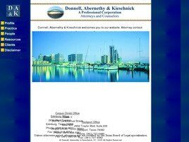 Donnell, Abernethy & Kieschnick A Professional Corporation (Corpus Christi, Texas)